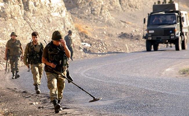 Şırnak'ta patlama: 3 asker yaralı
