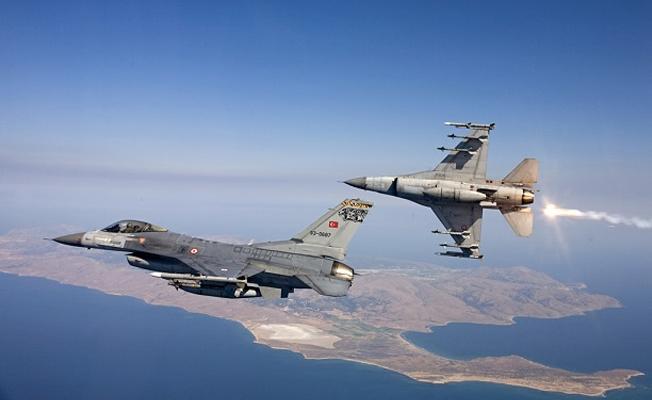Yunan basını: Türkiye, Yunan hava sahasını 141 kez ihlal etti
