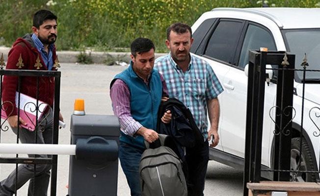 Yunanistan'a kaçarken yakalanan Murat Çapan tutuklandı