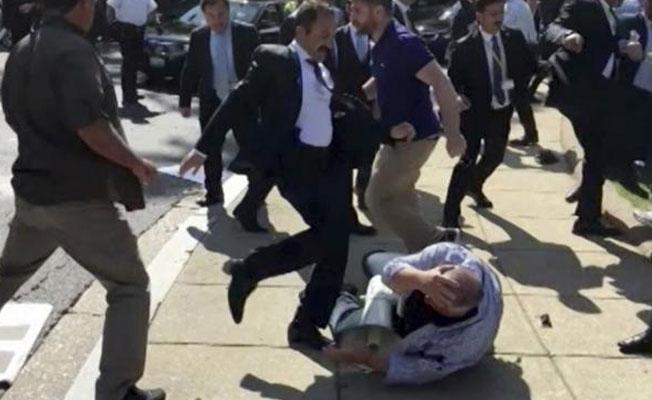 Almanya'dan Erdoğan'ın korumalarına ilişkin açıklama