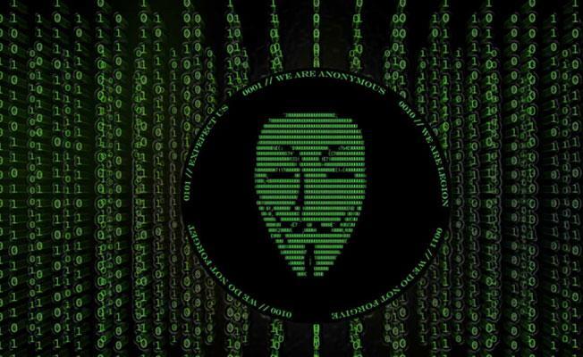 Anonymous'tan 'evrende yalnız değiliz' iddiası