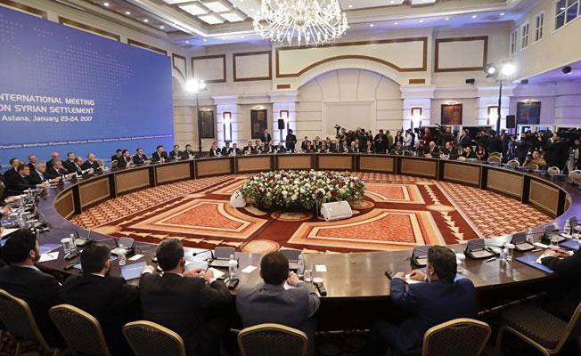 Astana görüşmelerinin tarihi belli oldu