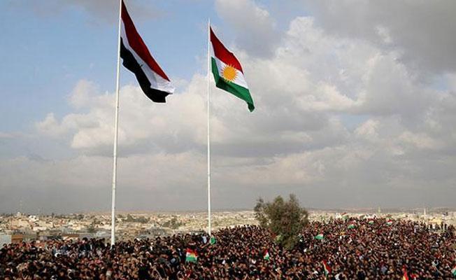 Bağdat'tan 'bağımsız Kürdistan' açıklaması