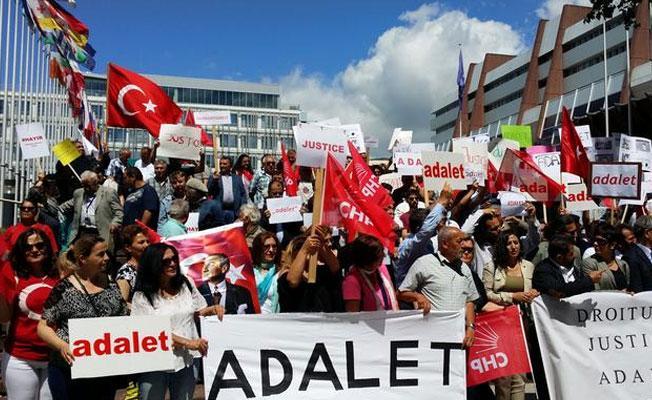 CHP parti meclisi üyesi: Adalet Edirne'ye de lazım