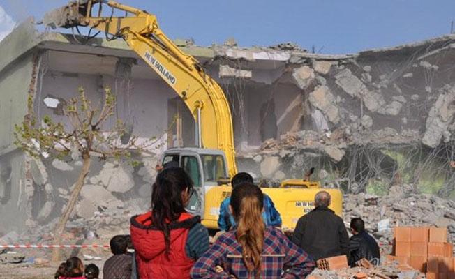 Danıştay, Silopi'de yıkımı onayladı