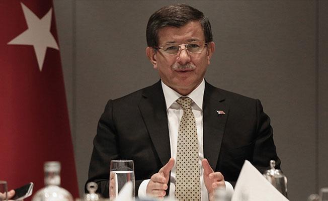 Davutoğlu: Katar'ın yanındayız
