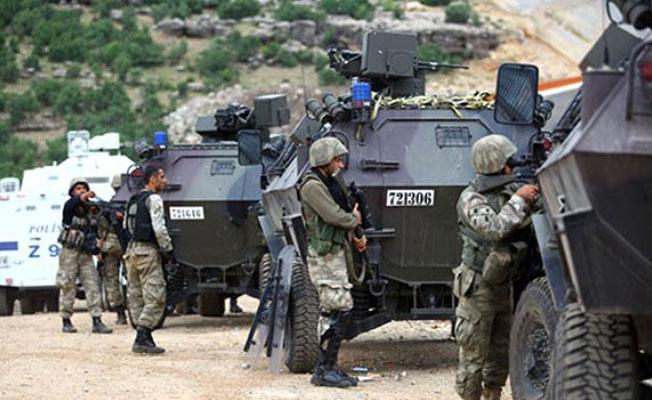 Diyarbakır'da çatışma: 1 asker yaşamını yitirdi, 2 yaralı