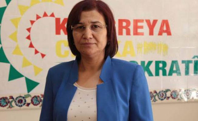 Gözaltına alınan DTK Eşbaşkanı serbest bırakıldı