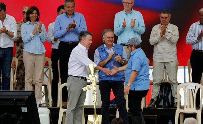 """FARC siyasi parti olacak"""