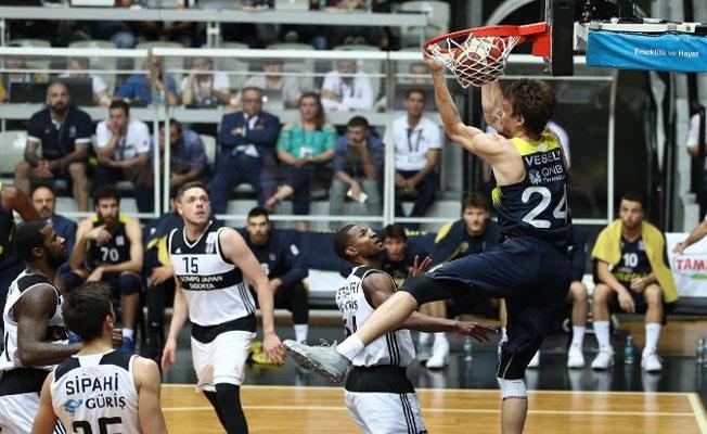 Fenerbahçe, Basketbol Süper Ligi'nde şampiyon oldu