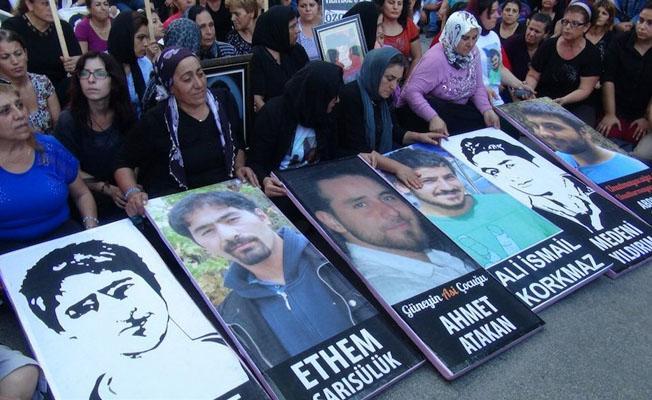 Gezi ailelerinden 'Adalet Yürüyüşü'ne katılma kararı