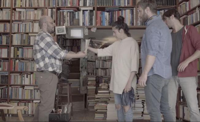 Gülmen, Özakça ve Saçılık için kısa film