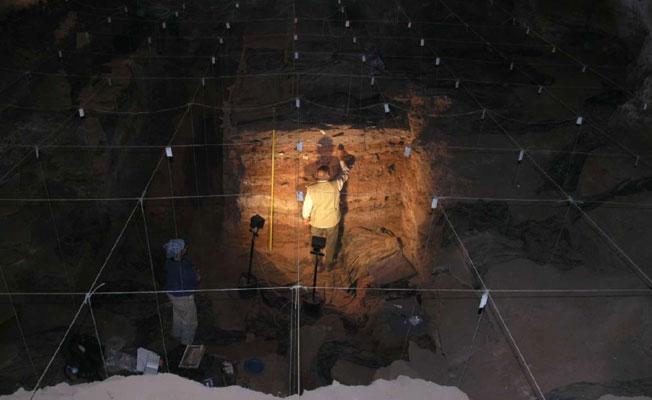 Güney Afrika'daki mağarada 1,5 milyon yıllık ateş izleri keşfedildi