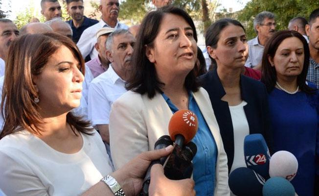 HDP Eş Genel Başkanı'ndan 'Adalet Yürüyüşü' açıklaması