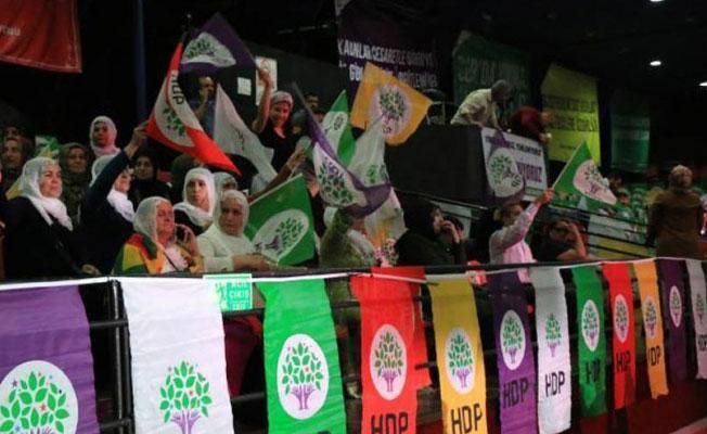 HDP İstanbul kongresi başladı