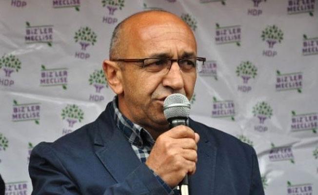 HDP'li vekil Önlü hakkında fezleke hazırlandı