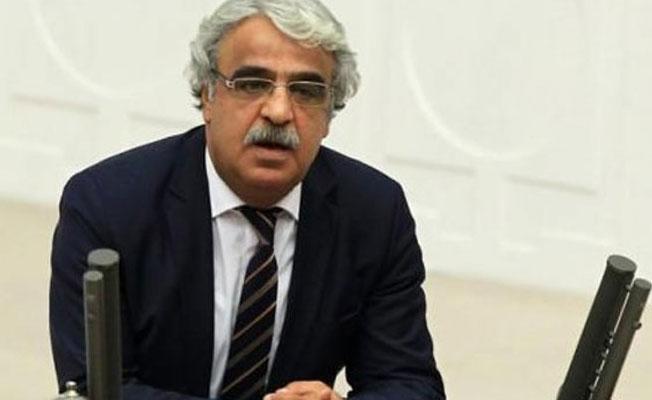 HDP'li Sancar: Sokak size hak da, muhalefete yasak mı?
