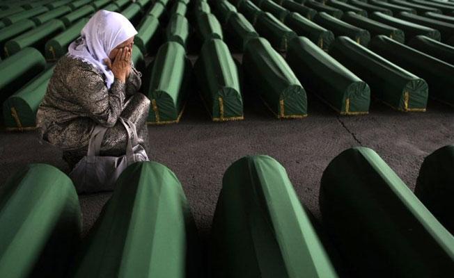 Hollanda Srebrenitsa'dan 'kısmen sorumlu'