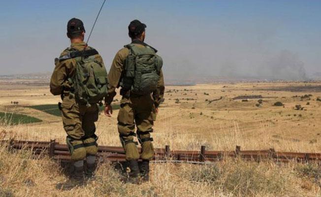 İsrail Suriye'ye ait askeri hedefleri vurdu