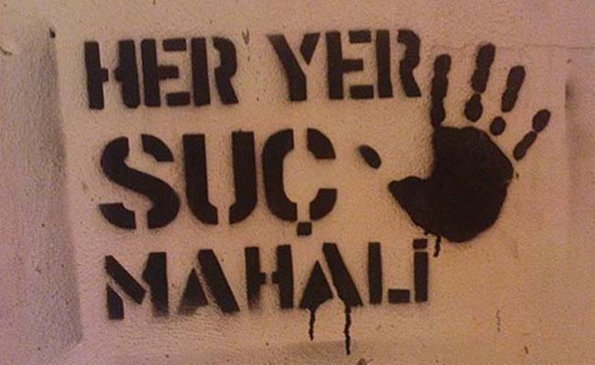 İstanbul'da mini etek giyen kadına saldırı