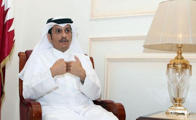 Katar, İngiltere'den yardım istedi