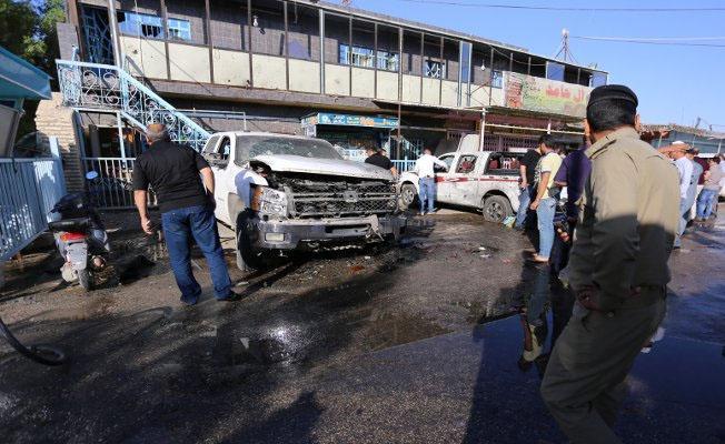 Kerbela'da intihar saldırısı: En az 20 kişi hayatını kaybetti