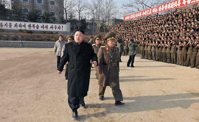 Kuzey Kore'den Japonya'ya: ABD'den önce sizi küle çeviririz
