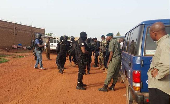 Mali'de lüks otele silahlı saldırı