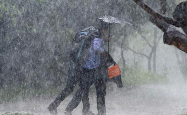Meteoroloji'den Pazartesi uyarısı