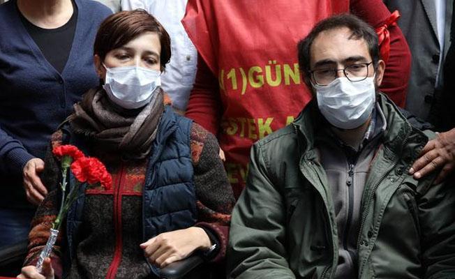Kürkçü, Özakça ve Gülmen'in durumunu Avrupa Konseyi Parlamenterler Meclisi'ne taşıdı