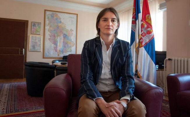 Sırbistan'da çifte ilk: İlk kadın ve ilk eşcinsel başbakan