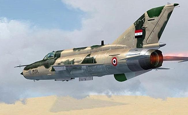 Suriye: ABD öncülüğündeki koalisyon, Suriye savaş uçağını düşürdü