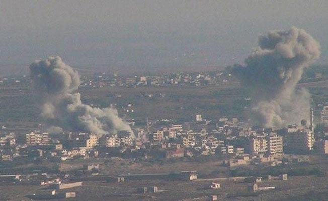 ABD'nin Rakka'da DSG'yi vurduğu iddia edildi