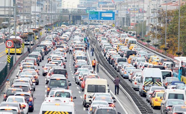 'Adalet Mitingi' sırasında İstanbul'da trafiğe kapanacak yollar