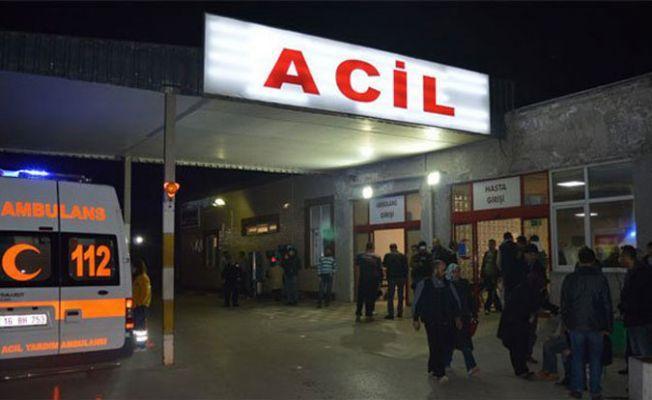 Aliağa'da 346 işçi zehirlenme şüphesiyle hastaneye kaldırıldı
