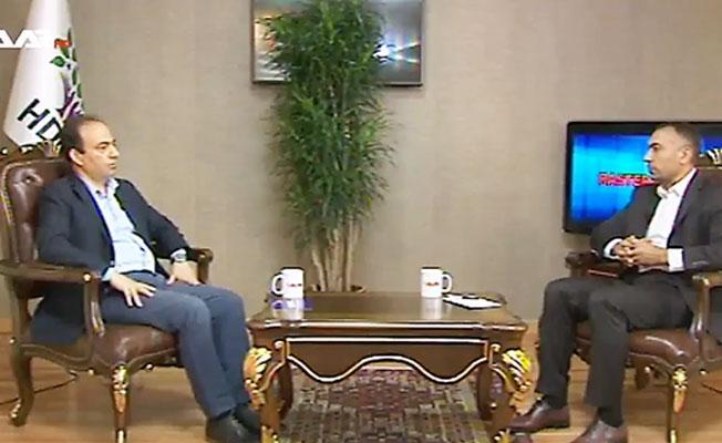 Baydemir: Güney Kürdistan bağımsızlığına ulaşırsa tüm Ortadoğu'ya huzur gelir