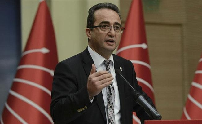 CHP'li Tezcan'dan HDP'nin 'Vicdan ve Adalet Nöbeti'ne destek