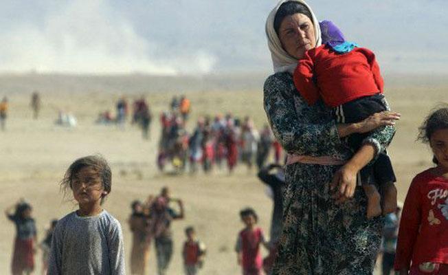 Demirtaş'tan Şengal şiiri: Peşimizde fermanlar, düşümüzde dağlar var