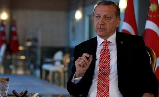 Erdoğan: OHAL'i iş dünyası için getirdik, grevlere izin vermiyoruz