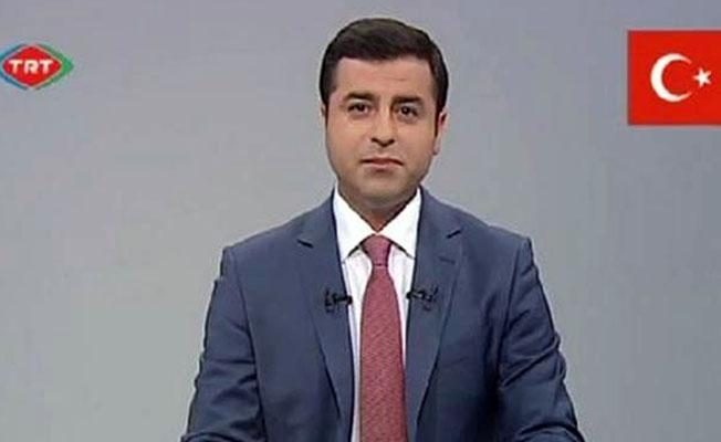 HDP'den TRT hakkında suç duyurusu