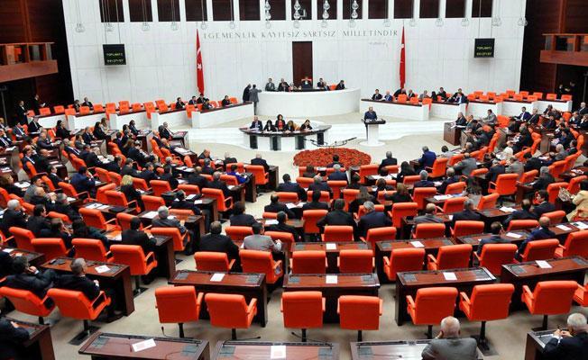 İçtüzük görüşmeleri: Kürtçe ifadeler tutanaklara 'X' olarak geçti
