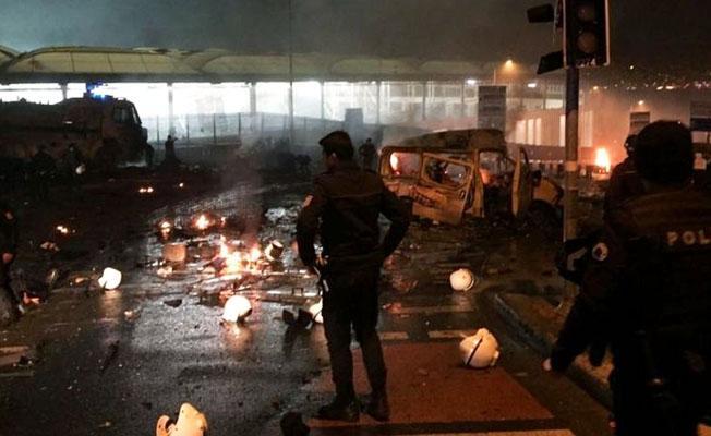 İstanbul Valisi: Beşiktaş saldırısının organizatörü yakalandı