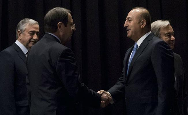 Kıbrıs müzakerelerinden sonuç çıkmadı