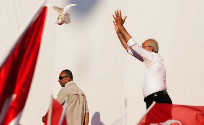 Kılıçdaroğlu: CHP artık eski CHP değil