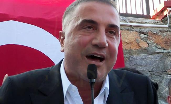 Sedat Peker'den Erdoğan'a tehditli destek: Bayrak direklerine asacağız