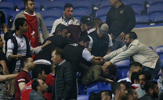 UEFA Beşiktaş'ın itirazını reddetti