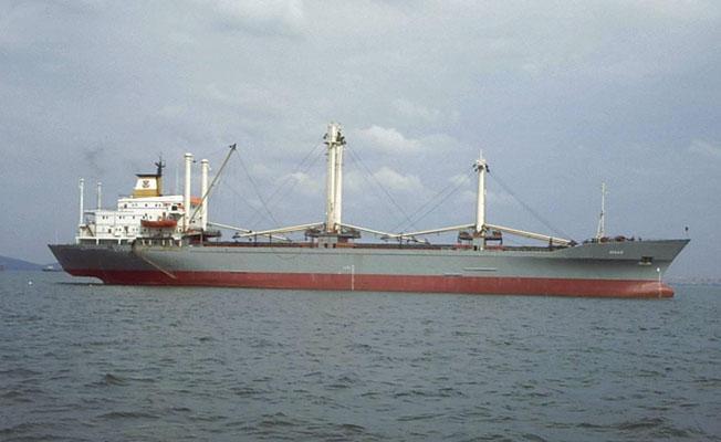 Yunan Sahil Güvenliği'nden Türk gemisine ateş açıldı