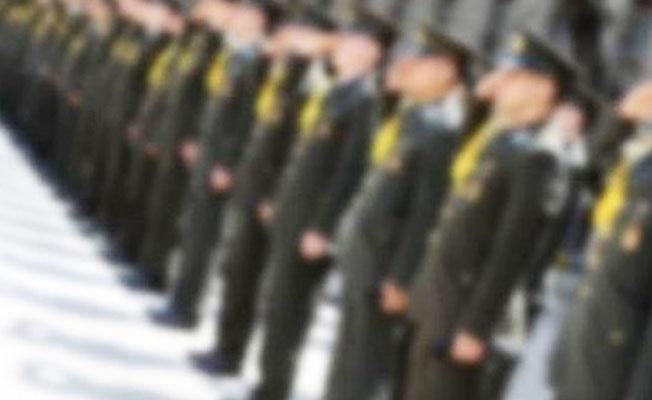 12 ilde muvazzaf askerlere operasyon