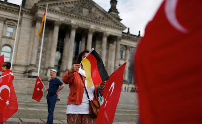 Almanya'dan Erdoğan'a yanıt: Ülkemizin egemenliğine eşi benzeri görülmemiş bir müdahale