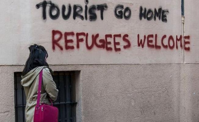Avrupa'da 'turist karşıtlığı' yükselişte